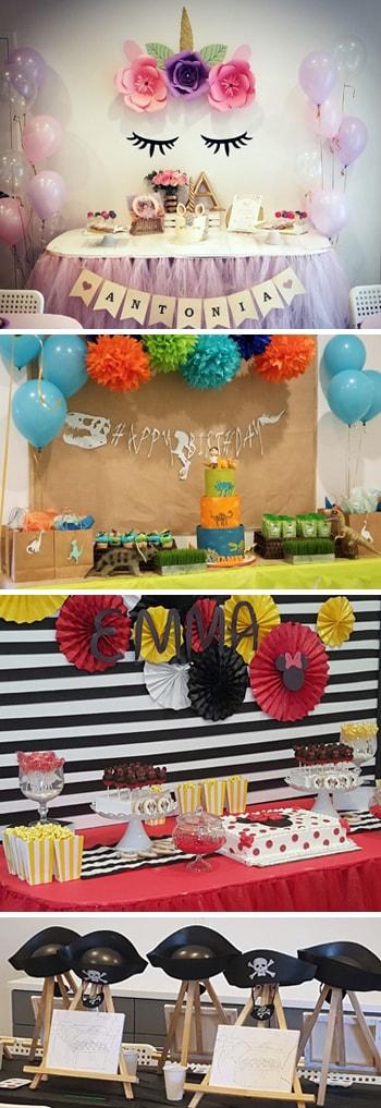 Kids Birthday Venues NJ